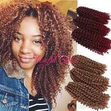 bob marley hair extensions mali bob marley 27 ombre brown blonde color malibob 8inch