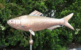Mermaid Weathervanes Herring Fish Weathervane Cape Cod Cupola