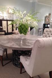 architecture pedestal dining table by ambella home with