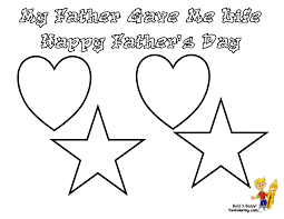 easy fathers day coloring pages free father day poems to recite