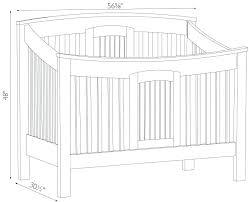 Crib Mattress Sizes Toddler Bed Crib Mattress Same Size Average Baby Dimensions Cot