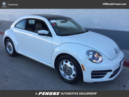 new volkswagen beetle 2018 new volkswagen beetle coast automatic at volkswagen south