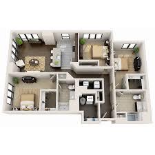 three bedroom floor plans studio 1 2 and 3 bedroom apartments in weehawken nj near