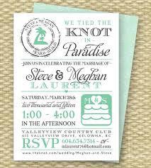 Wedding Reception Invitation Wording Destination Wedding Invitation Post Destination Wedding Reception
