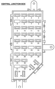 2009 ford explorer sport trac fuse diagram ford explorer sport