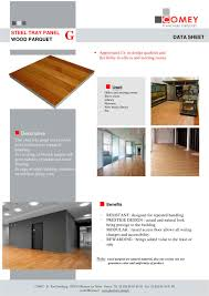 wood parquet panel comey pdf catalogues documentation