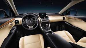 lexus nx f sport interior 2015 lexus nx officially launched as new compact luxury crossover