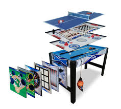 triumph sports 3 in 1 rotating game table escalade sports 48 13 in 1 combo table