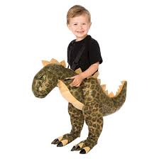 T Rex Costume Boys U0027 Plush T Rex Costume One Size Fits Most Target