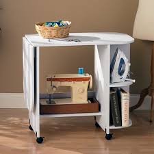 drop leaf craft table crafting table desk 100 craft desk with storage ikea craft table