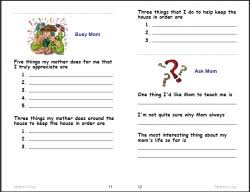mother u0027s day theme unit worksheets math problems word search