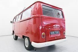 van volkswagen pink volkswagen t2a westfalia classicbid