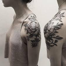 Shoulder Tattoos - best 25 shoulder flowers ideas on flower