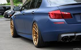 matte blue m5 might be a little too much for some autoevolution