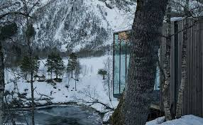 Juvet Hotel Ex Machina Juvet Landscape Hotel In Valldal West Norway Norway Boutique Hotel