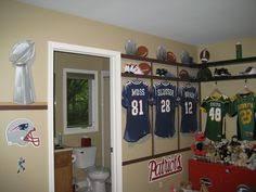 Football Room Decor Boys Football Room