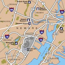 newark map newark liberty international airport airport maps maps and
