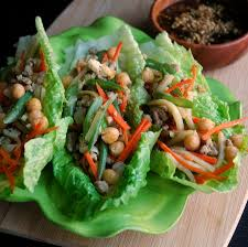 thanksgiving veggies cooking with mom lumpia lettuce wraps with turkey u0026 veggies