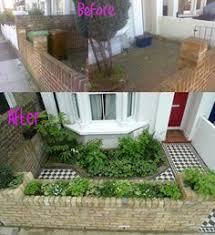 Small Terraced House Front Garden Ideas Design Small Garden Front House