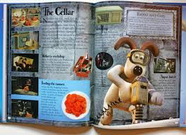 Wallace And Gromit Hutch Wallace U0026 Gromit Curse Of The Were Rabbit The Essential Guide By