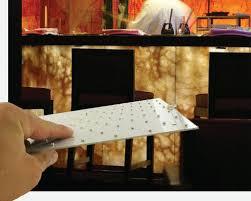Led Backsplashes Tri Mod And Nova Sheet Led Backlighting Panels For Countertops And