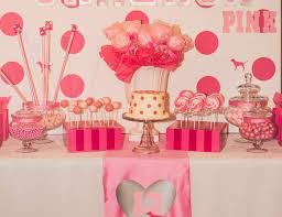 13th birthday party ideas s secret pink birthday cameron s vs pink 13th birthday