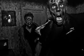 erebus haunted house in michigan is one of the world u0027s largest