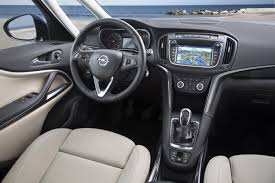 opel blitz interior 2017 vauxhall zafira tourer revealed gm authority