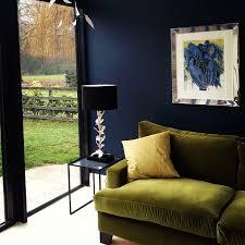 Emerald Green Velvet Sofa by The Walls Marcus Design Crushing On Green Velvet Home