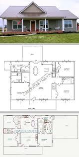 simply farmhouse 1500sf 3 bdrm 2 baths open living area