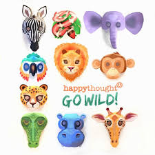 mask templates for so many occasions are you an animal lover a