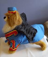 dog halloween costume dog flying monkey costume the wizard