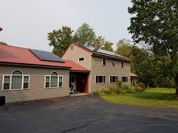Red Roof Inn Plymouth Nh by Roof Mounted Arrays