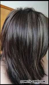 how to blend gray hair with lowlights short gray hair with lavender highlights my style pinterest