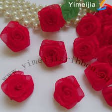 Different Color Roses Different Color Of Organza Ribbon For Roses Flower Buy Organza
