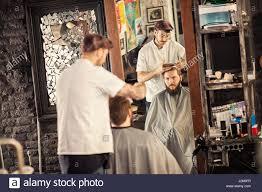 vintage barber chair stock photos u0026 vintage barber chair stock