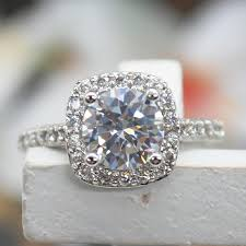 big crystal rings images Luxury design fashion gold plated big zircon inlayed crystal rings jpg