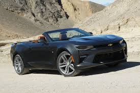 2016 chevrolet camaro convertible review