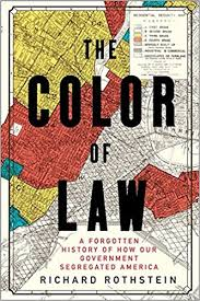 the color of water pages the color of law a forgotten history of how our government