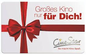 Pap Kino Bad Salzungen Kinogutschein Weihnachten Weihnacht