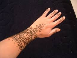 37 best henna wrist tattoos images on pinterest hennas mehndi