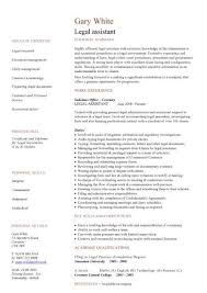 legal resume examples use these legal cv templates to write a