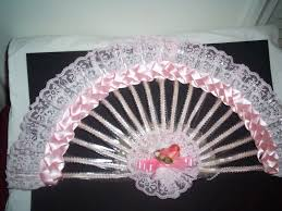 pink fork fan ohhhh baby pinterest fans and craft