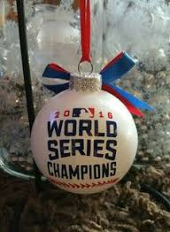 individual ornament gift boxes chicago cubs 2016 world series christmas tree ornament on a 3 inch