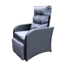 wicker recliner chair u2013 tdtrips