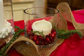 christmas centerpieces with candles 266 best images about