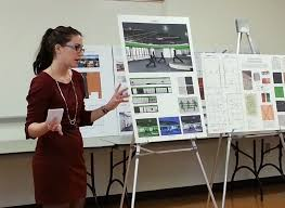 Interior Design Job Search by Interior Design Students Work Out New Designs For Recreational
