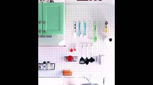 pegboard kitchen backsplash ideas youtube