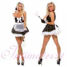 Halloween Costume Gloves French Maid Costume Dress Gloves Lace Trims Fullset