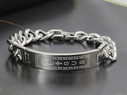 man hand bracelet images New hand jewelry jesus cuff bracelets male stainless steel jpg